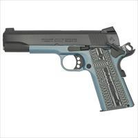 Colt Government 45Acp 5 Series 80 Blue Titanium O1880XSE-BT