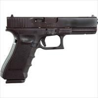 Glock 17C 9Mm Gen4 Fixed Sight Compensated 17-Shot Black < UG1759203