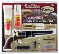 Traditions Frs18511 1851 Navy Revolver 44Bp 7.38