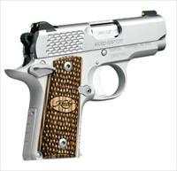 Kimber Micro Carry Raptor Stainless 380 ACP Pistol BRAND NEW