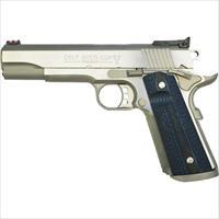 Colt Gold Cup Stainless 9Mm As 8-Shot G10 05072XE
