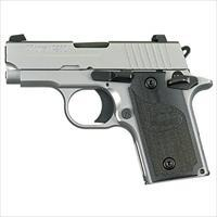 SIG SAUER P238 HD .380ACP STAINLESS 238-380-HD-CA