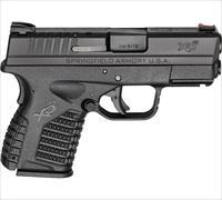 "SPRINGFIELD ARMORY XDS 45ACP 4"" 9RD"