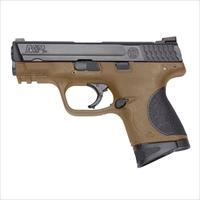 SMITH S&W M&P9c M&P 9C 9MM 10191 FDE NEW