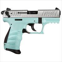 Walther Arms P22 22Lr 3.42 Angel Blue Ca Legal 5120362