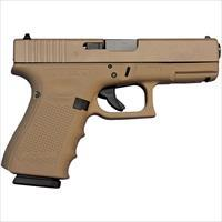 Glock 17 Gen4 9Mm 4.49 Burnt Bronze Cerakote PG1750203BB