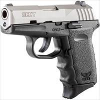 Sccy Industries Cpx2-Tt Pistol Dao 9Mm 10Rd Ss/Black W/O Safety CPX2-TT