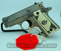 Colt Mustang Pocketlite Elite .380 (1 of 100) RARE