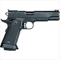 "Remington 1911R1 Limited .40S&W 5"" As 18-Shot Blackened S/S G10 96714"