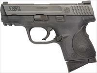 "SMITH & WESSON M&P 9MM 3.5"" 12R CMP-LSR GR"