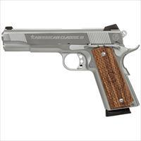 Import Sports Arms Acii 9Mm Auto 8Rd Chrome AC9G2C