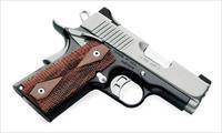 Kimber Ultra CDP II w/ Night Sights Custom Shop  45 ACP NEW