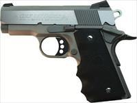 "COLT 1911 DEFENDER 9MM 3"" SS"