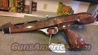 REMINGTON XP-100 221 FIREBALL W/ CASE MFG 1968