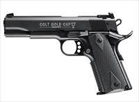 "Walther Arms 5170306 1911 Colt Gold Cup  22 Long Rifle (Lr) Single 5"" 12+1 Black Polymer Grip Black Tenifer Slide 5170306"