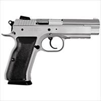 European American Armory Witness .45Acp 10Rd Fs Chrome Syn Grips W/Accy Rail 999158