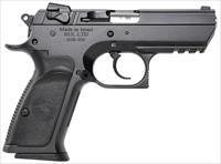"Magnum Research Be45003rs Baby Desert Eagle Single/Double 45 Automatic Colt Pistol (Acp) 3.8"" 10+1 Blk Carbon Steel BE45003RS"