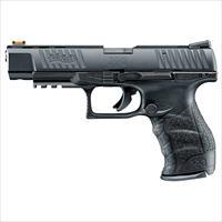"WALTHER ARMS PPQ M2 22LR 5"" PSTL BLK 10 5100305"