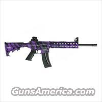 Smith & Wesson Model M&P15-22 Purple Platinum NEW