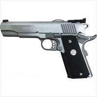 Colt Gold Cup Elite Stainless .45Acp 8-Shot G10 (Talo) O5070CCC