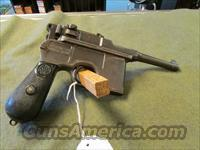 MAUSER BROOMHANDLE PERSIAN CONTRACT 7.63MM