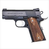 MR 1911 UC DESERT EAGLE 45ACP 3 BLK AS DE1911U