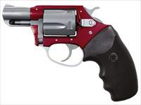 "Charter Arms 53823 Undercover Lite Standard Single/Double 38 Special 2"" 5 Black Rubber Stainless 53823"