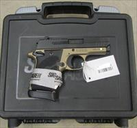 "Sig 938 Desert Bronze 9mm 3"" 938-9-DB-AMBI New"