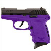 Sccy Industries Cpx-2 9Mm 3.1 10Rd Purple Nitride No Safety CPX2-CBPU