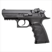 Desert Eagle Eagle Baby Iii .40Sw 12Rd. Midsize Blk Poly W/Rail BE94133RSL