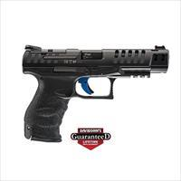 "Walther Arms Ppq M2 Q5 Match 9Mm 5"" Blk 15R 2813335"