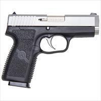 Kahr Arms Cw9 9Mm 3.56 Poly Rear Day & Front Ns CW9093N