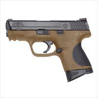 Smith & Wesson M&P®40c Flat Dark Earth Finish 3.5BL BRAND NEW