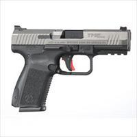 Canik Usa Tp9sf Elite-S 9Mm 4.19 Tungsten 2 15Rd HG3899T-N