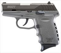 "SCCY INDUSTRIES CPX2 9MM 3.1"" 10RD CPX 2CBSG"