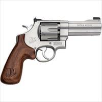 "Smith & Wesson 625 .45Acp 4"" Full Lug As 6-Shot Ss Jerry Miculek Wood 160936JM"