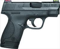 Smith & Wesson M&P 40 Performance Center Shield Pistol 40 3.1