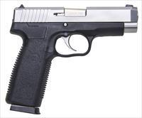 "Kahr Arms Ct4543 Ct45 Dao 45Acp 4"" 7+1 Blk Textured Poly Grip Stainless CT4543"