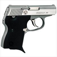 North American Arms Guardian .380Acp 6+1 Shot S/S Black Synthetic Grips NAA-380 GUARDIAN