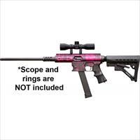 "Tnw Firearms Inc Aero Survival Rifle 9Mm 16"" 33Rd Pink Attitude RXCPLT0009BKPK"