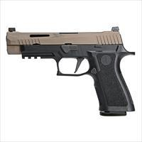 Beretta P320 9Mm 4.7 Vtac Two Tone Fde (3) 17Rd SS45MM