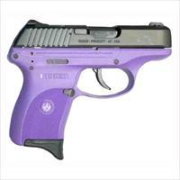 Ruger Lcp .380Acp 6-Shot Fs Blued/Purple Polymer (Talo) LCPPG