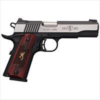 Browning 1911-380 380Acp Blk Label Medallion Pro 051912492