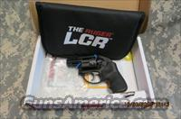 RUGER LCR 38SPCL+P DAO REVOLVER