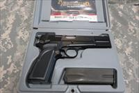 BROWNING HI POWER MARK III 9MM BLACK **LIKE NEW**