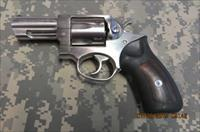"STURM RUGER GP100 3"" STAINLESS 357 MAGNUM REVOLVER"