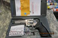 "RUGER GP100 357 MAGNUM 4"" STAINLESS REVOLVER"