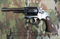 SMITH & WESSON HAND EJECTOR 32WCF  MODEL OF 1905