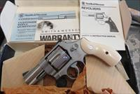 SMITH & WESSON 625-2 MODEL OF 1989 45ACP, BOXED AND MINT