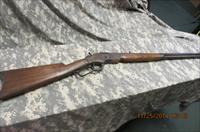 WINCHESTER 1873 SPORTING RIFLE 38WCF MADE IN 1886